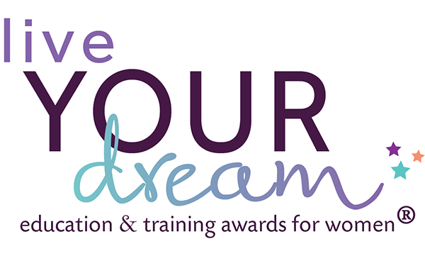 soroptimist international of gresham live your dream logo